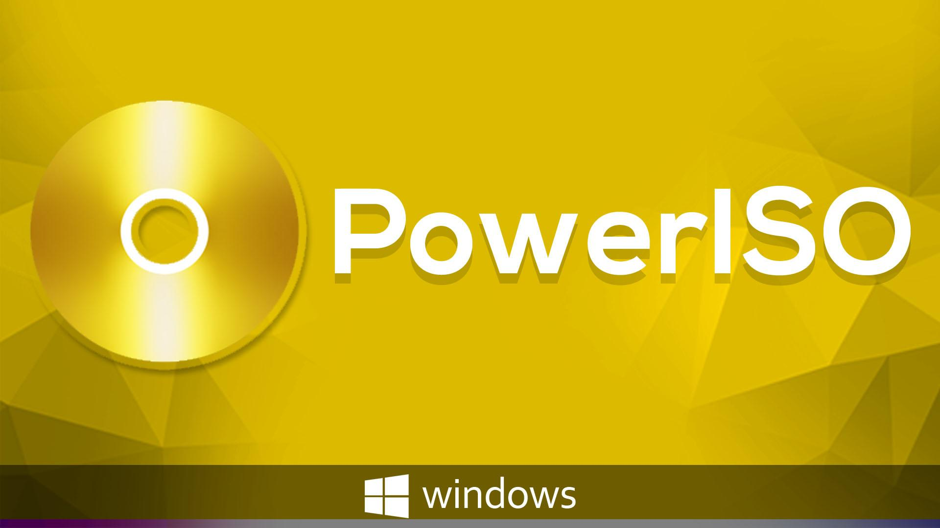 free download power iso full crack